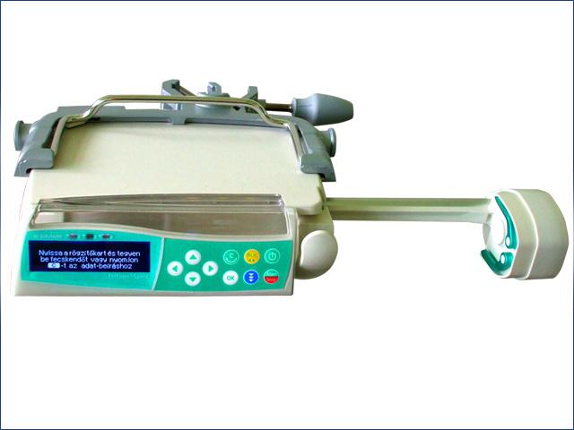 HC Space infuziós pumpa - Gyermekek belföldön és külföldön történő gyógykezelésének támogatása, májtranszplantáció, gerincműtét, gyermek szívműtétek, különleges műtétek
