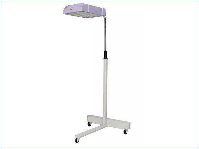 Amelux mirrored fototerápiás lámpa