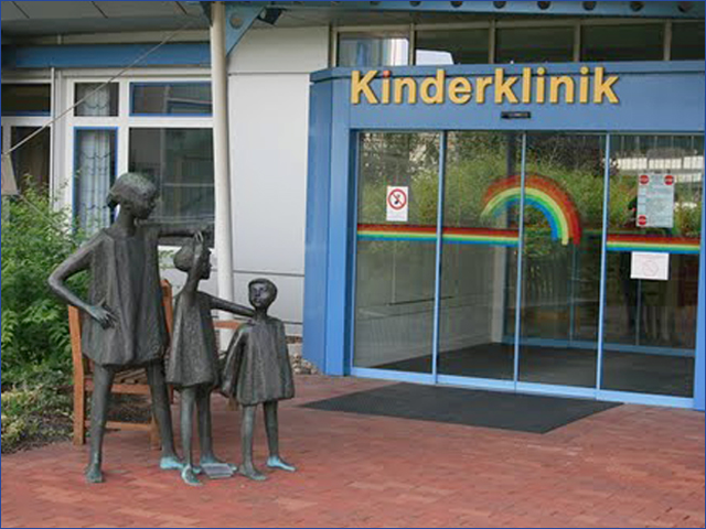 Kinderklinik - Tübingen