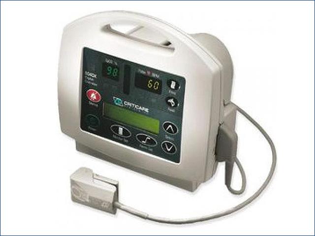 Criticare 504 DX pulzoximeter