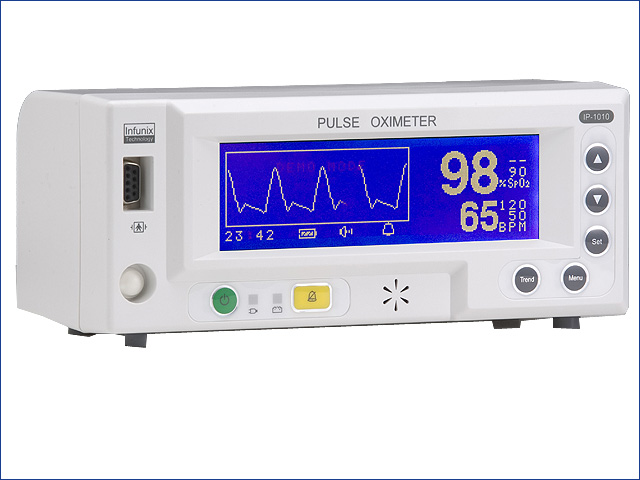 Infunix IP1010 pulzoximeter