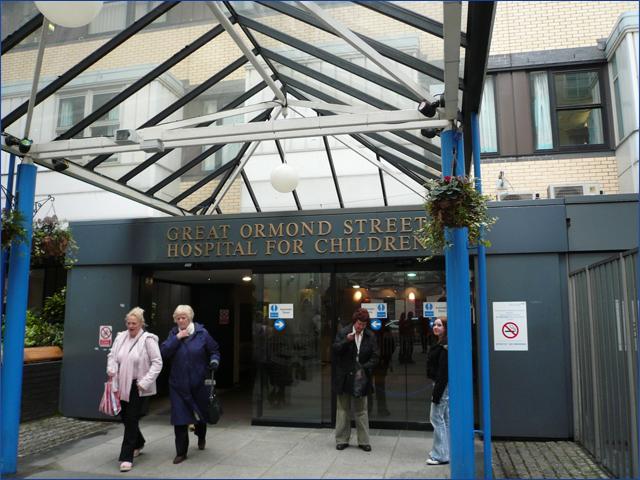 Great Ormond Street Hospital for Children - London
