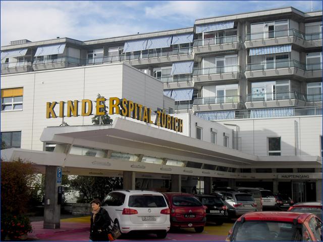 Kinderspital - Zürich