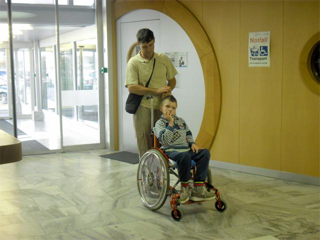 Máté - gerincműtét