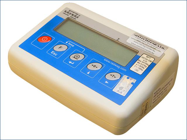 Radwag WPT 60-150 OW digitális mérleg
