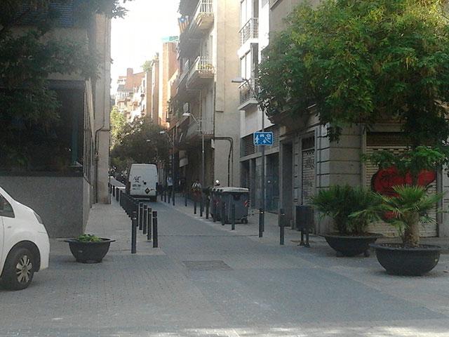 Barcelona - utcakép