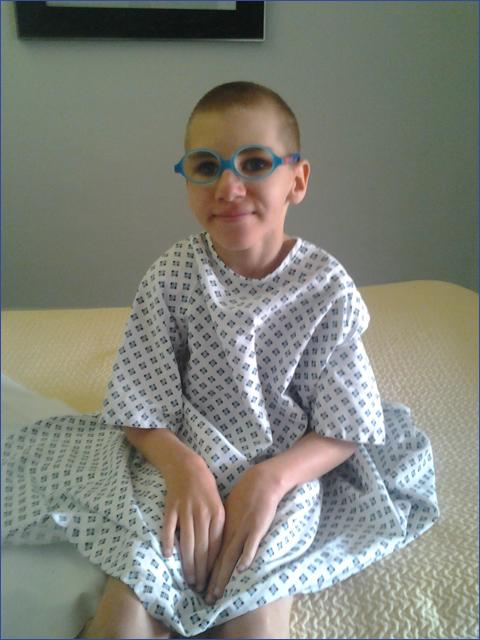 Barcelona - Dani műtét után - különleges műtétek - Gyermekek belföldön és külföldön történő gyógykezelésének támogatása, májtranszplantáció, gerincműtét, gyermek szívműtétek, különleges műtétek