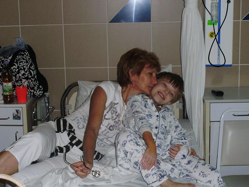 Anya és Viktor