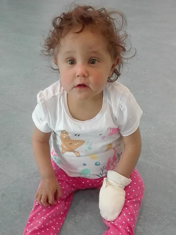 Mira kórházban