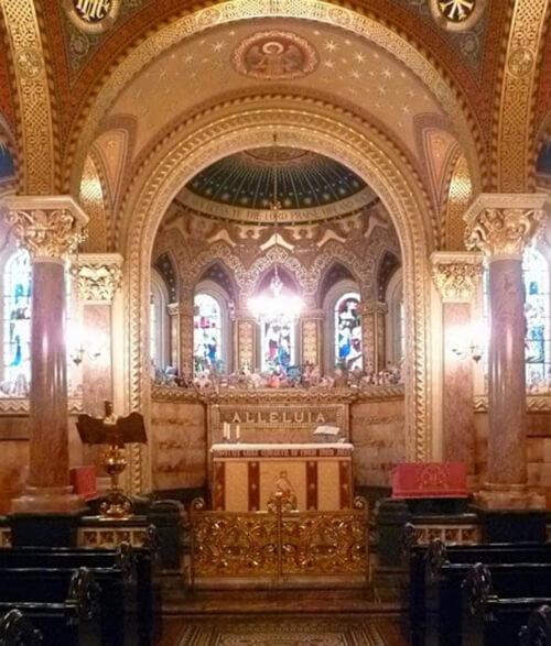 Great Ormond Street Hospital - Szent Kristóf kápolna